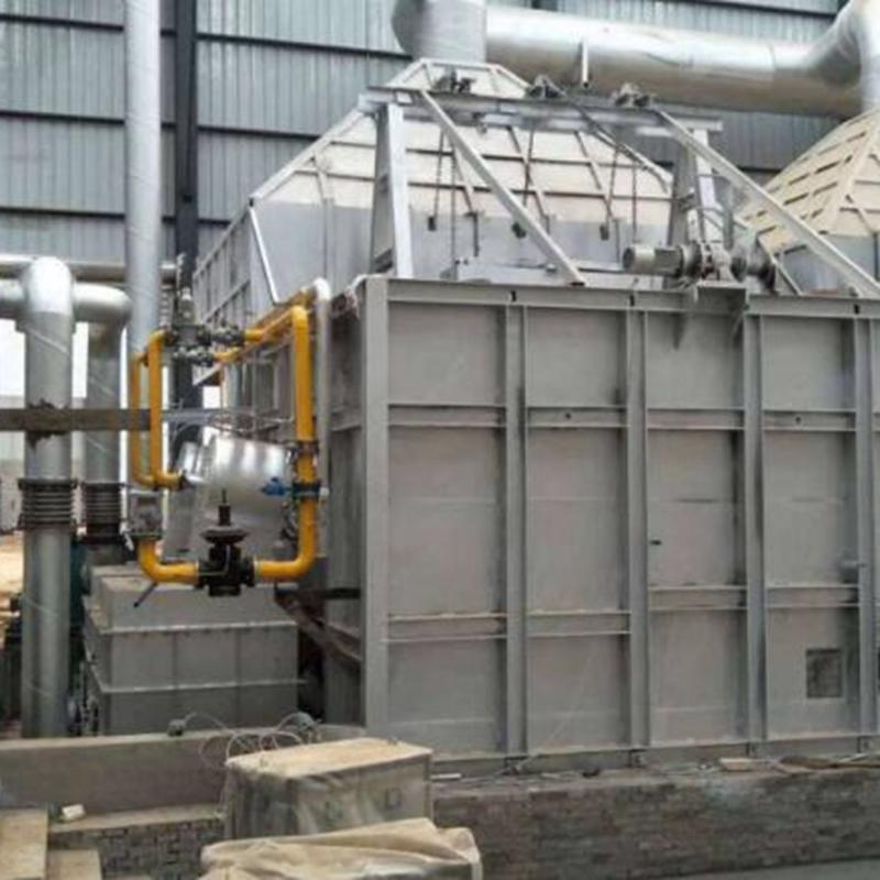 蓄热式熔铝炉