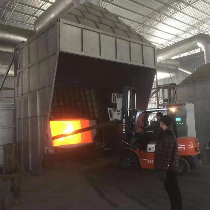 蓄热式化铝炉