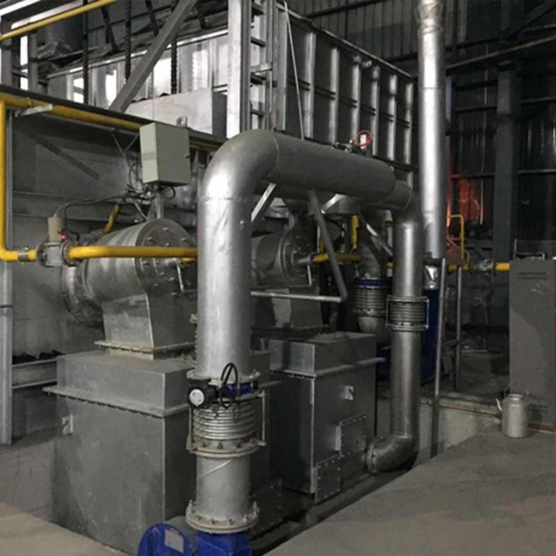 蓄热式熔化炉