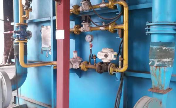燃气控制系统