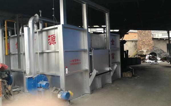 中型蓄热式锻造炉