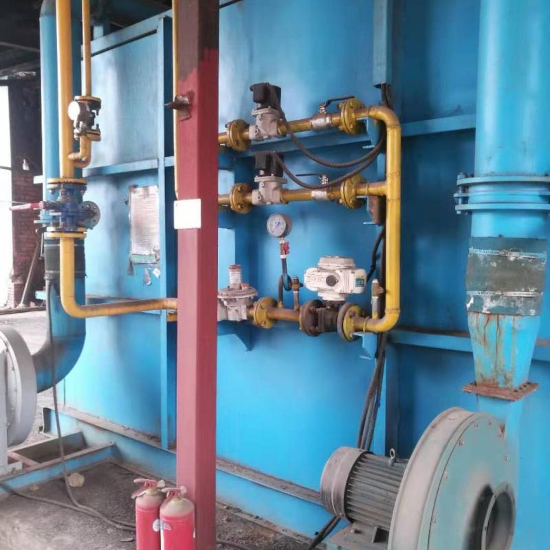 天然气窑炉脱销设备